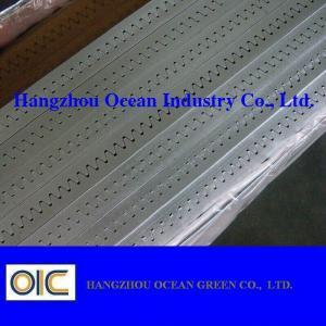 China Long Life M4 8*30*1005 Steel Gear Rack , Metal Gear Rack For Sliding Gate wholesale