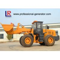 China 5000kg Capacity Front End Large Wheel Loader With 162kw Weichai Engine on sale