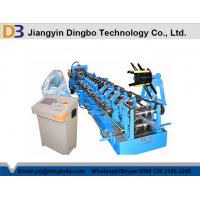 China Automatic cz purlin roll forming machine , c channel roll forming machine wholesale