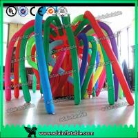 China Colorful 3M Oxford Cloth Inflatable Tree wholesale