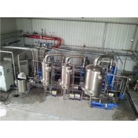 China High Efficiency Heat Transfer Plate Heat Exchanger Coefficient For Food Processing wholesale