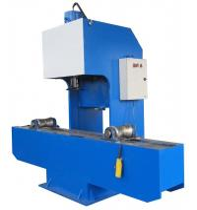 China Straightening machine / light pole machine to straight bent light pole 400mm wholesale