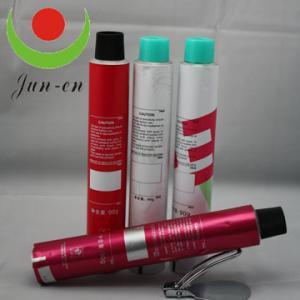 China cosmetic tube  aluminum hair dye tube ,best sale in aibaba wholesale