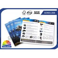 China Full Color Custom Magazine Printing Services with Art Paper / Coated Paper / Fancy Papers on sale