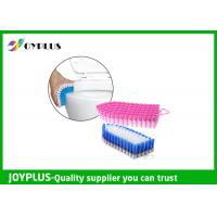 China Special Design Household Cleaning Brushes , Bathroom Scrub Brush Easy Clean wholesale