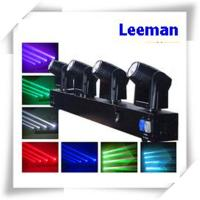 China Color Change LED Beam Moving Head Light For Flow Performance / Bars , 4 Head Light wholesale