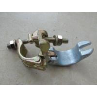 Buy cheap EN74 Electro galvanized 48.3*60MM    Scaffold  coupler  clamp from wholesalers
