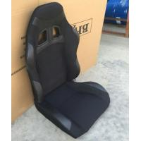 China Sparco Style Comfortable / Reclining Racing Seats Classic Design Multi Color wholesale