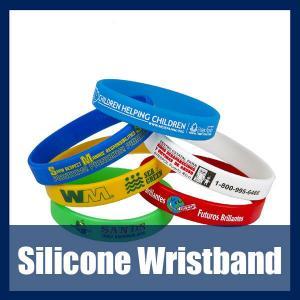 China Fashion silicone wristband/silicone bracelet/wrist band wholesale