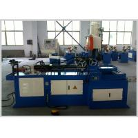 China Full Hydraulic Automatic Pipe Cutting Machine Two Way Clamps Low Noise wholesale
