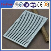 China Best quality Aluminum product for shutter door wholesale