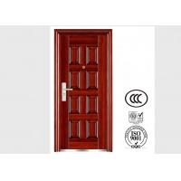 China Walnut Wood / Beech Hotel Room Door Surface Painting Sound Proof Highly Endurable wholesale