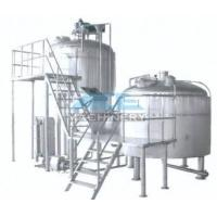 China Hotel / Barbecue / Resturant / Ginshop Large Beer Brewery Equipment Automated Brewing System wholesale