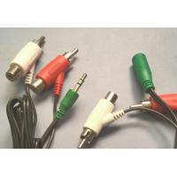 China RCA Stereo Plug Cable RCA Audio Cable wholesale