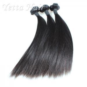 China 20 Inch Original Funmi Hair / Softest Peruvian Straight Virgin Hair wholesale