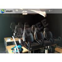China High Definition Projector Digital Theater System Motion Seats wholesale