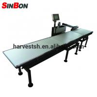 China Check weigher for production line online automatic checkweigher wholesale