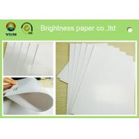China Coated Two Sides Glossy Printing Paper For Magazines Waterproof wholesale