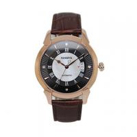 China Sapphire Glass Automatic Luxury Stainless Steel Watch With Pin Buckle , Round Shape Case on sale