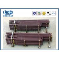 China Seamless Superheater And Reheater Heat Exchanger Fin Tube For CFB Boiler wholesale