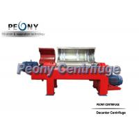 China Solid Liquid Separation Drilling Decanter Centrifuge For Drilling Fluid / Oil Field on sale