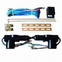 China 2-doors Clutch Structure Car Central Locking System with High Torque Motor wholesale
