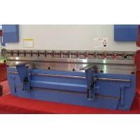 Quality High Efficiency CNC Hydraulic  3mm 100 Ton Press Brake & Bending Machine for sale