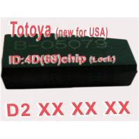China Toyota 4D 68 Auto Key Chip D2xxxx, Car Key Transponder Chip for Toyota wholesale