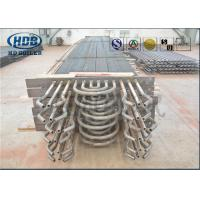 China Carbon Steel Type H Finned Tube Economizer for Steam Boiler ASME Standard wholesale