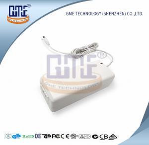 China White Desktop Computer Power Supply 12V 6A CEC level VI 2 Pin wholesale