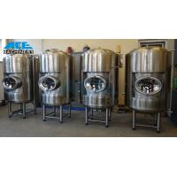 China Sanitary Fermentation and Ferment Growing Mixing Tank (ACE-FJG-4M) wholesale