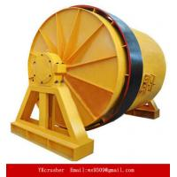 China High Performance BATCH BALL MILL Machine , Mineral Separation Equipment on sale