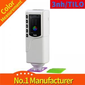 Quality Nr110 Portable and Digital Precision Colorimeter, Handheld Colorimeter for sale