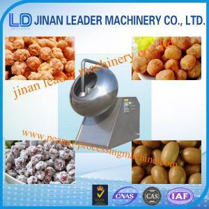 China stainless steel Peanut Coating Machine,chocolate coating machine,janpan bean coating machi wholesale