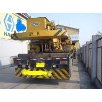 China Used Truck Crane XCMG QY50K wholesale