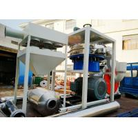 China Small Size Pulverizer Machine For Powder No Dust 3000rpm With Vibration Principle wholesale