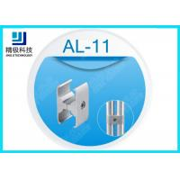 China Die Casting Aluminum Tubing Joints AL-11 Parallel Holder Plate Outer Type Connector wholesale