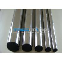 China EN10216-5 TC 1 D4 / T3 Stainless Steel Sanitary Tube For Fuild And Gas Industry wholesale