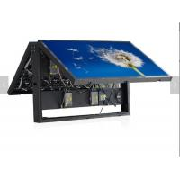 China Fixed Double Sided P8 Outdoor Advertising LED Display With Linsn / Novastar wholesale