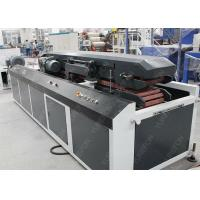 China SJSZ 51 / 105 WPC Profile Extrusion Line , 3 Zones Conical Twin Screw Extruder wholesale