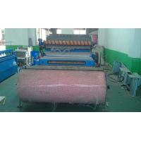 China Customized Color Nonwoven Carding Machine Stiff Waddings And Glue Free / Thermal Bonded Waddings wholesale