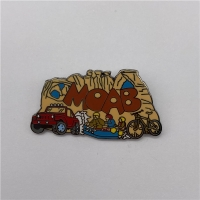 "Buy cheap Zinc Alloy 2D 1/2""-5"" Soft Enamel Lapel Pins from wholesalers"