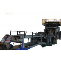 China 130mm Bottom Width Valve Paper Bags Making Machine for Tea , Sugar Bag Manufacturing wholesale