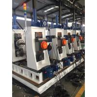 China Welded Square Tube Mill Electric Control With Thickness 5.0mm BV Certification wholesale