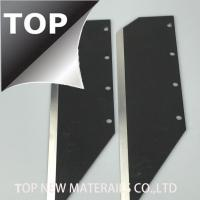 China Co Cr W Chemical Composition Cobalt Chrome Alloy Sheet For Rayon Fibre Cutting on sale