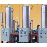 China Vacuum Engine Oil Distillation System for base oil production, Black car oil recycling equipment on sale