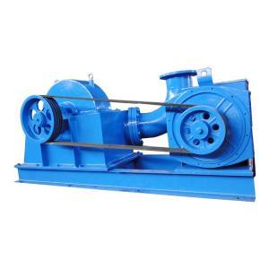China 35 - 70m High Head Water Turbine Generator Brushless Excitation Type 750-1000rpm on sale