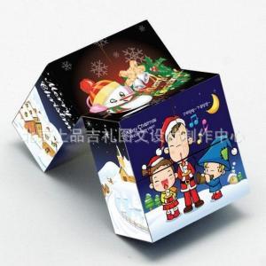CUSTOM.wholesale Magic Puzzle Cubes 7*7*7CM  plastic printing photos for your design magic cube