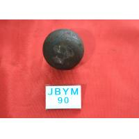 Quality Mines D90mm Unbreakable Forged Grinding Steel Ball High Core Hardness 59hrc - for sale
