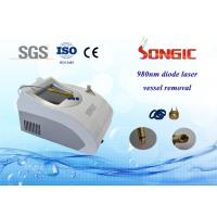 China Portable 980nm Diode Laser Machine Skin Rejuvenation With Permanent Results on sale